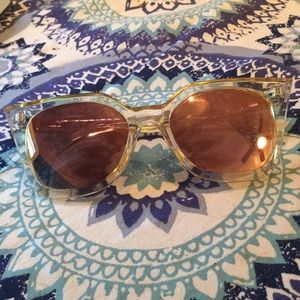 QUAY AUSTRALIA cat eye sunglasses